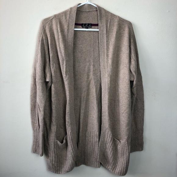 Talula Aritzia Size M Long Sleeve Cardigan Sweater